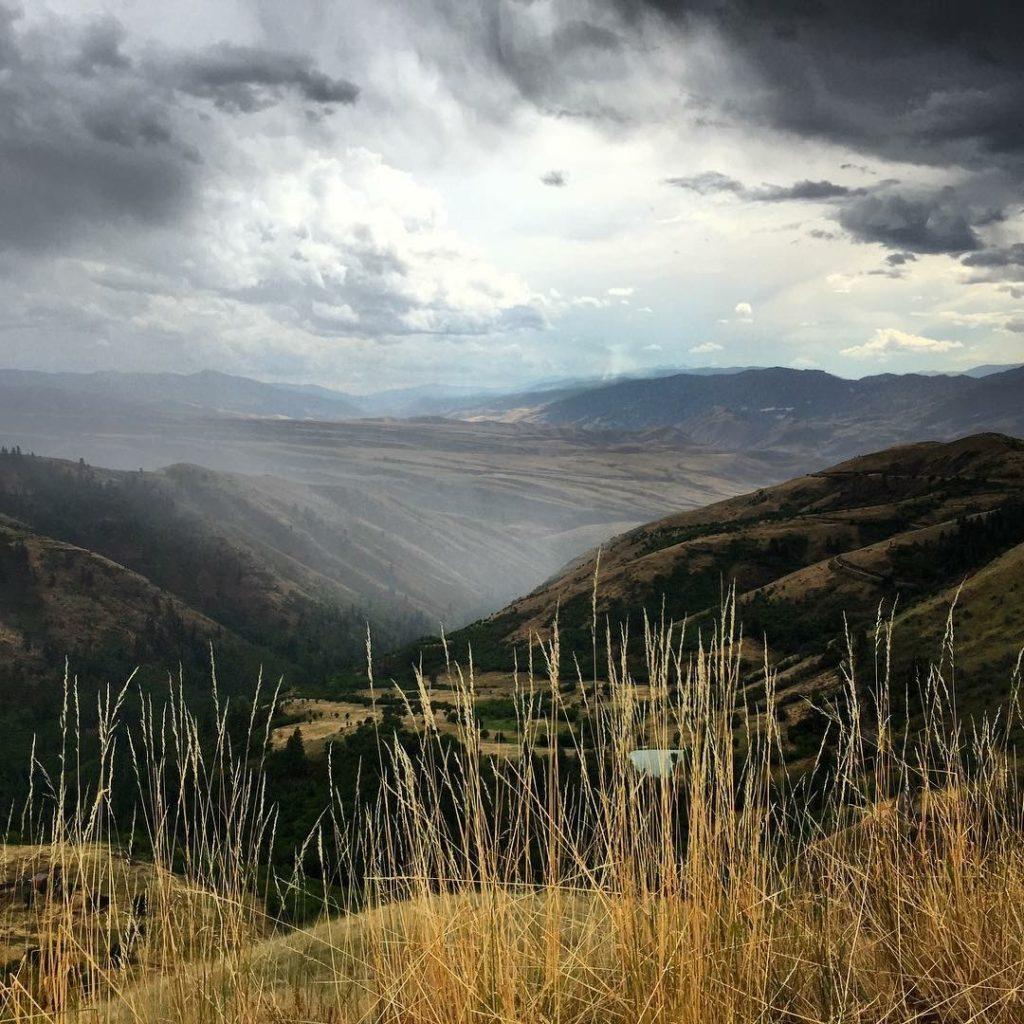 A Valley Runs Through It