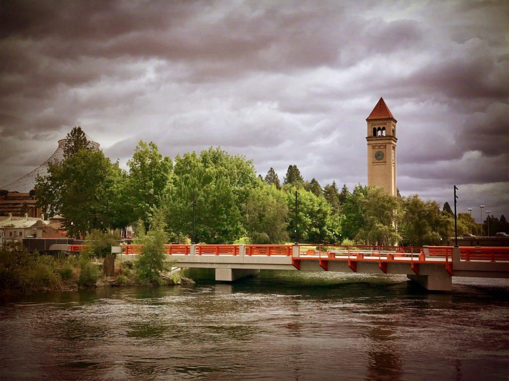 Clocktower River 2